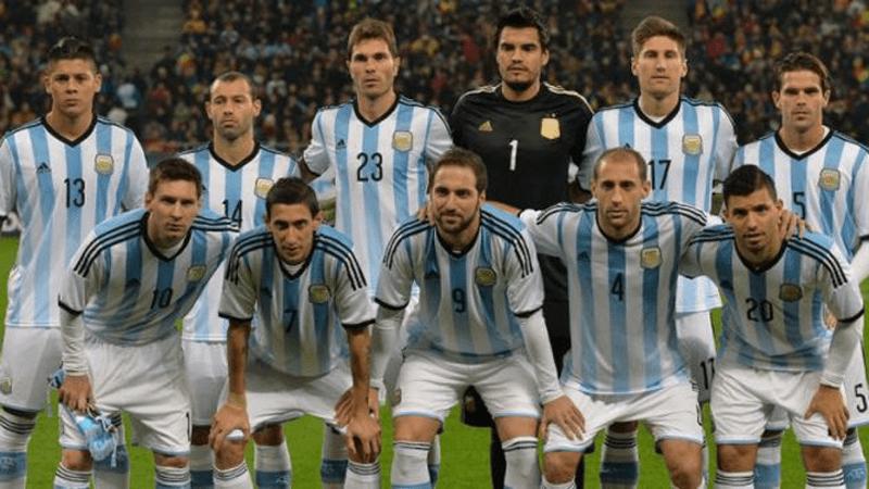 Equipe d'Argentine