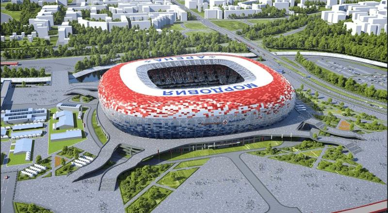 Stade de Mordovie