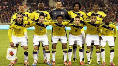 Equipe de Colombie