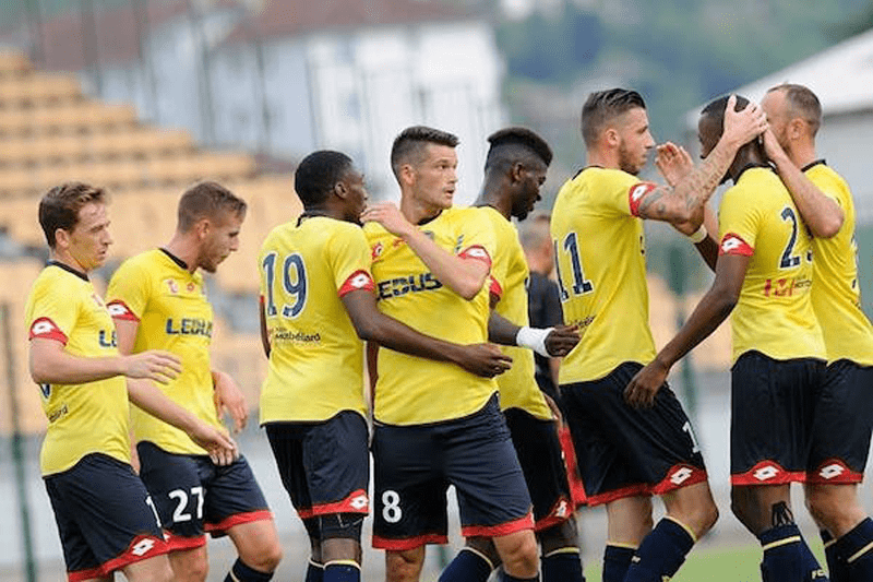 Equipe du FC Sochaux