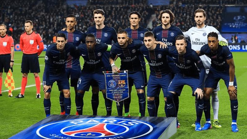 Equipe du Paris Saint Germain