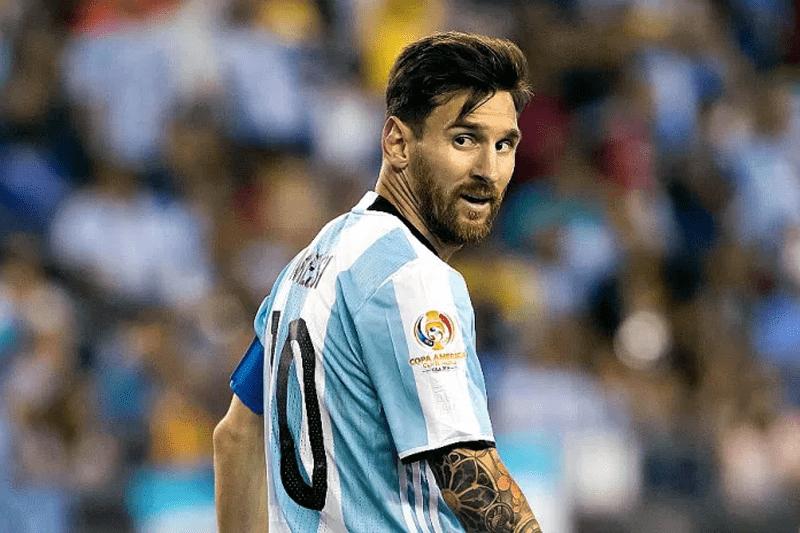 Lionel Messi Argentine