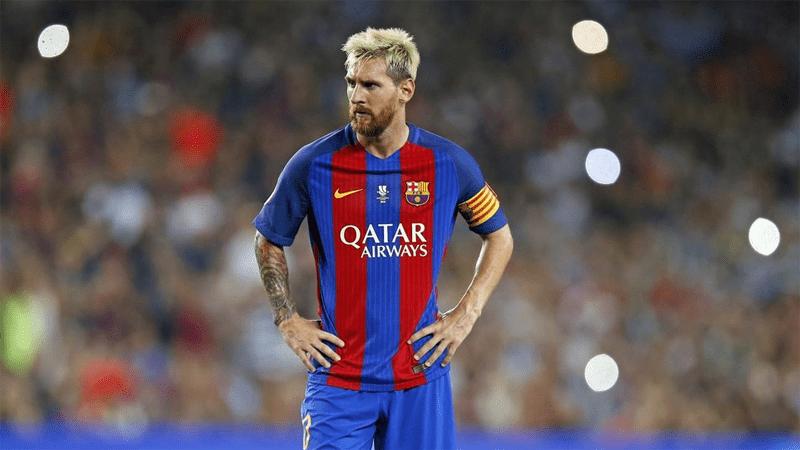 Lionel Messi FC-Barcelone