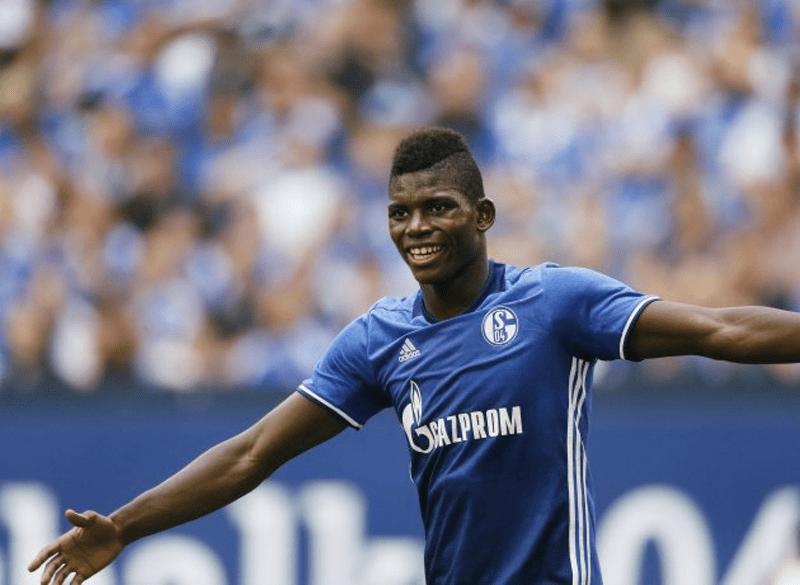 Breel Donald Embolo FC Schalke