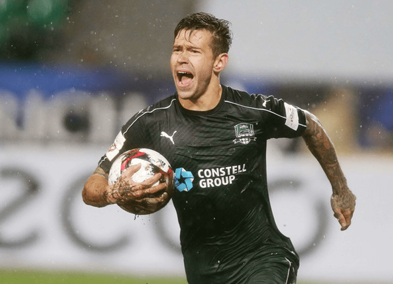 Fyodor Smolov FC Krasnodar