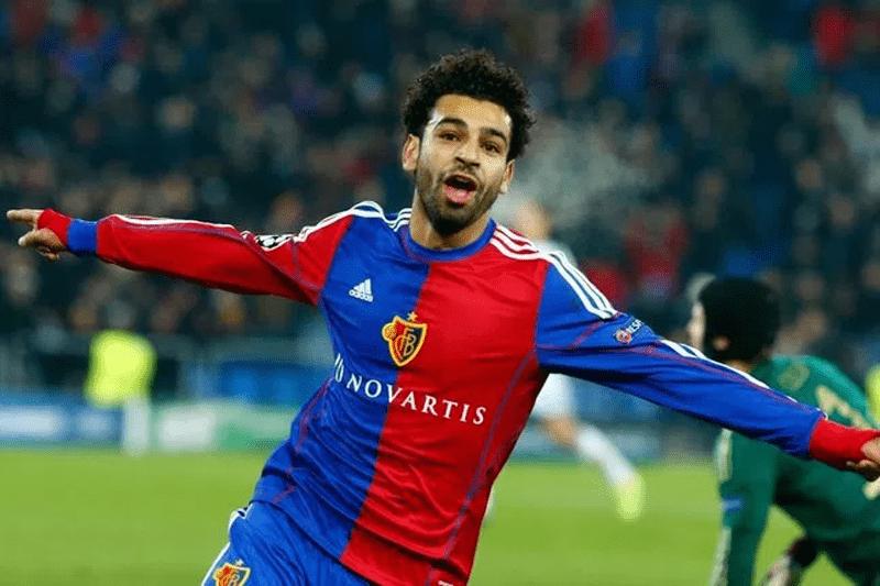 Mohamed Salah FC Bâle