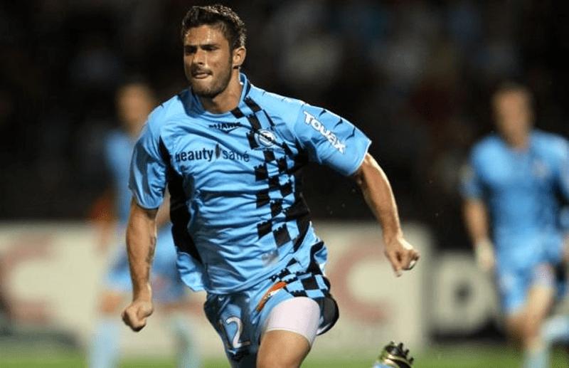Olivier Giroud Tours FC