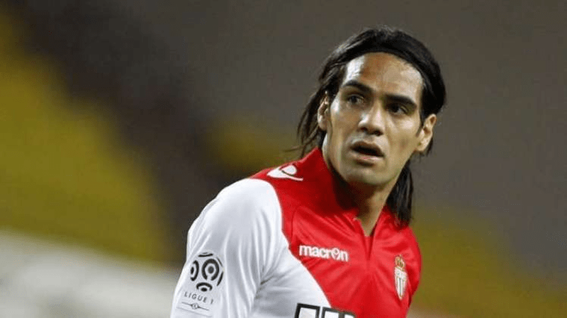 Radamel Falcao AS Monaco