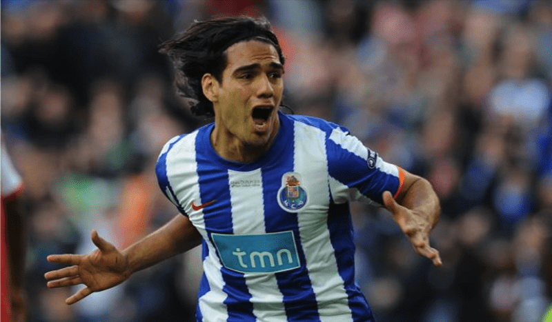 Radamel Falcao FC Porto