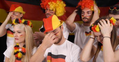 L'Allemagne éliminée de la Coupe du Monde 2018