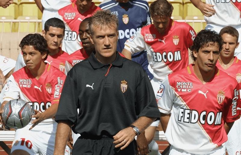 Didier Deschamps Monaco